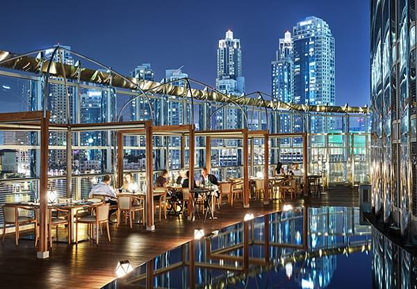 Luxury holidays in the middle east berkeley travel agency for Luxury holidays in dubai
