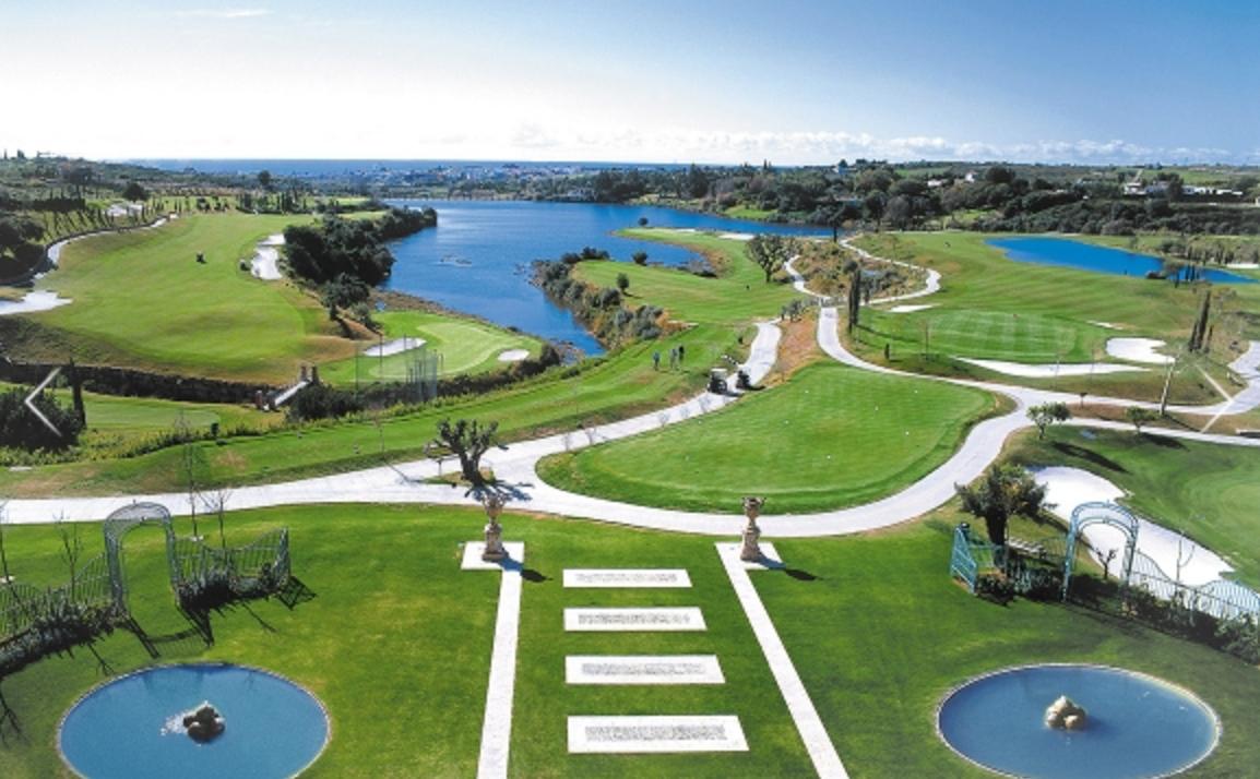 Villa Padierna Palace Hotel golf course