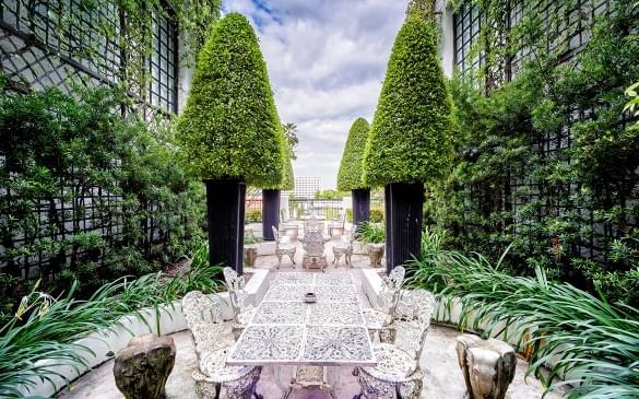 The siam hotel gardens