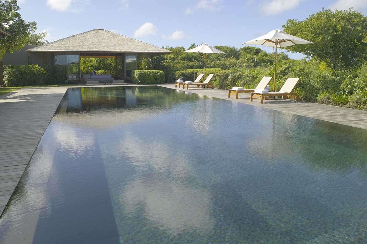 Amanyara Villas – Swimming Pool 3