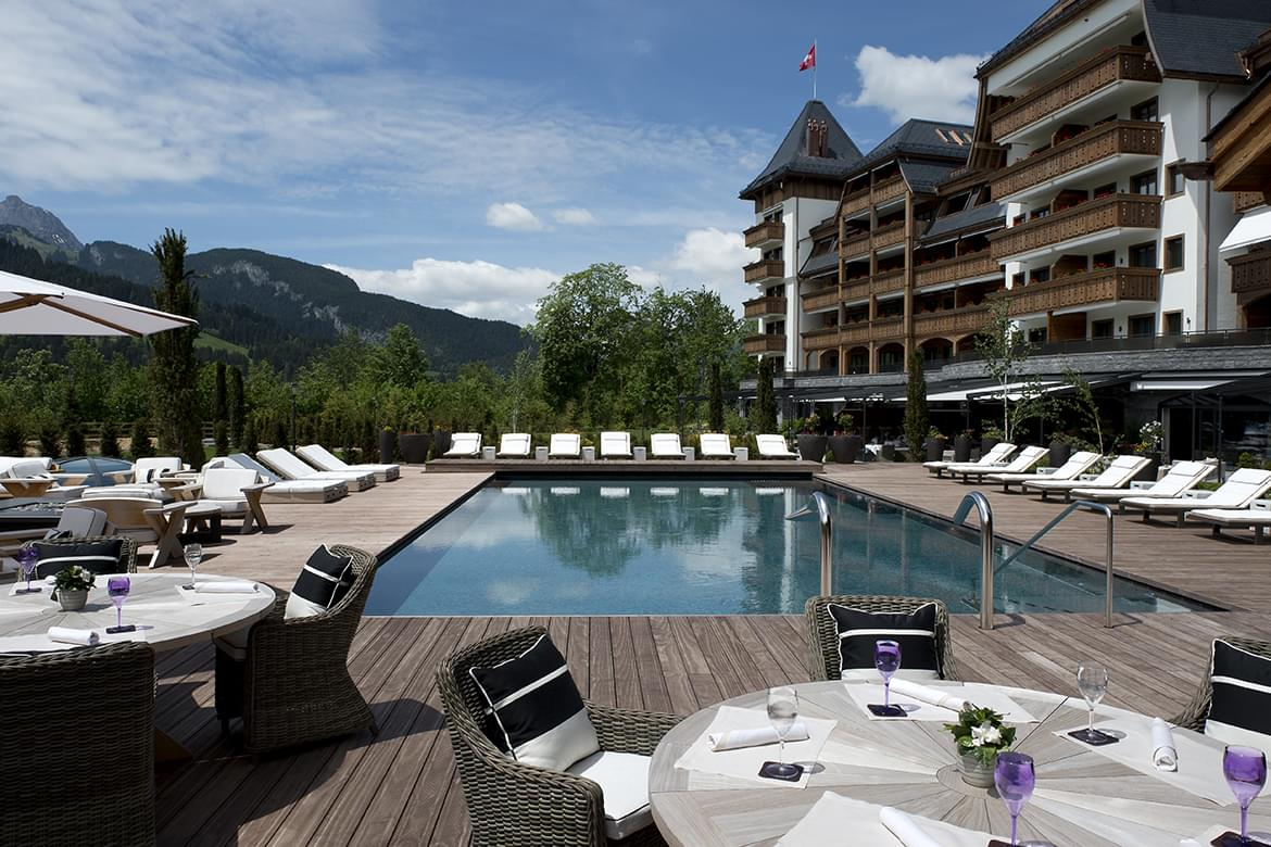 The Alpina Gstaad/ Reto Guntli