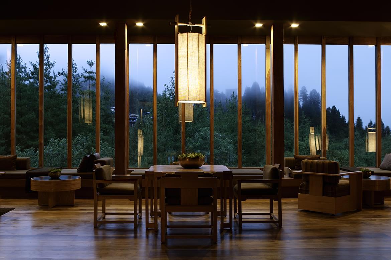 Amankora Paro Living Room
