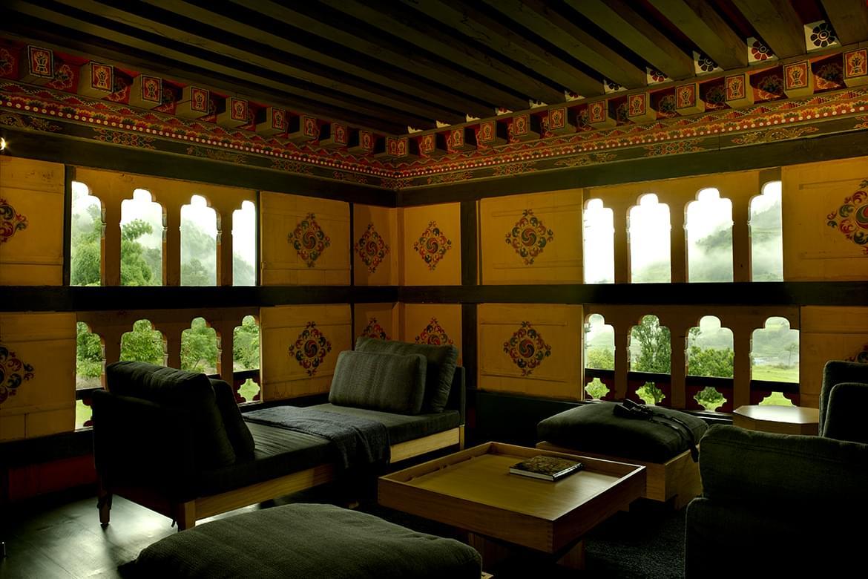 Amankora Punakha Lounge
