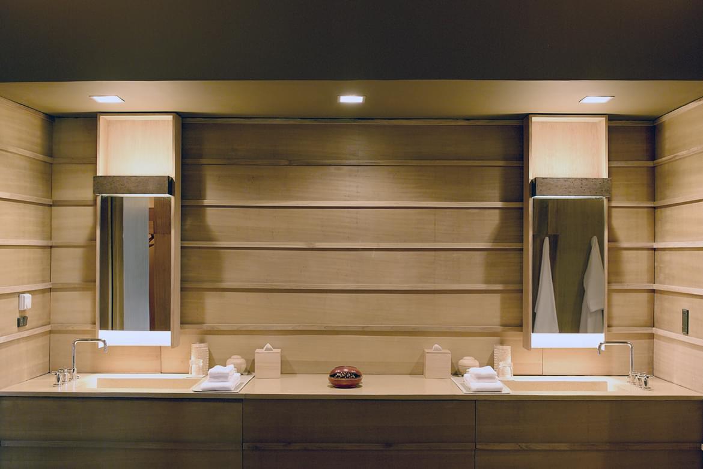 Amankora Thimphu Suite Vanity