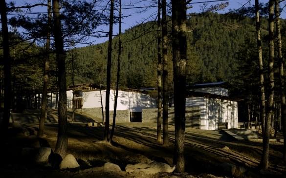 Amankora – Thimphu Exterior