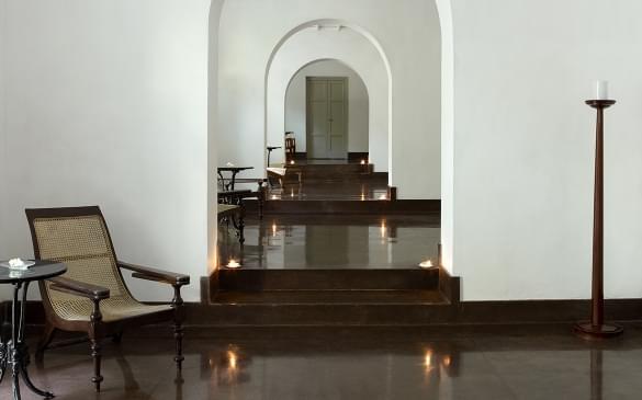 Amangalla – Baths Reception