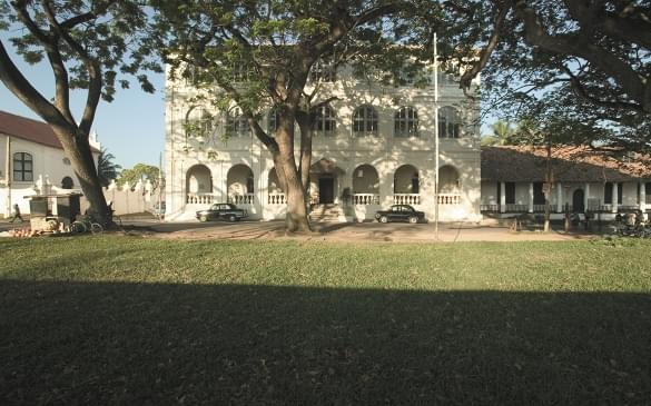 Amangalla – Exterior View