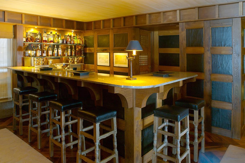 Le Mélézin Bar