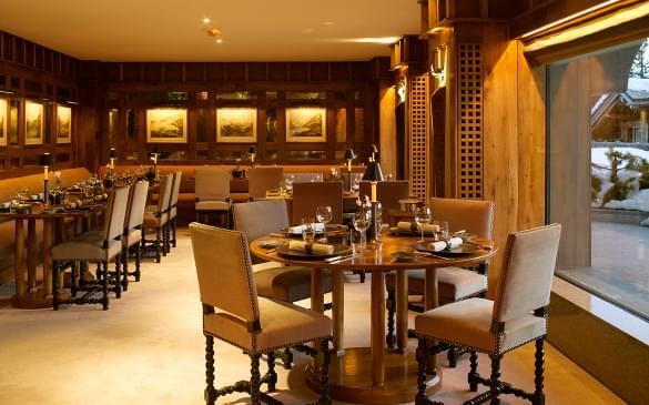 Le Mélézin Restaurant