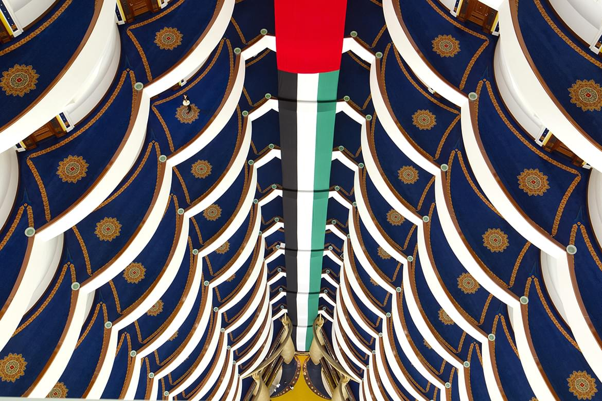 BURJ AL ARAB NATIONAL DAY CELEBRATIONS 40 YEARS