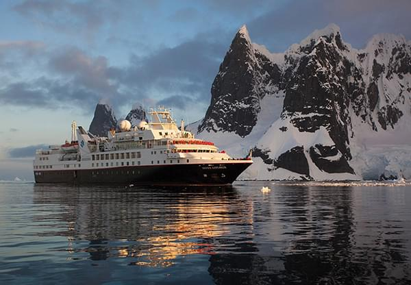 Silversea Expedition Antarctica