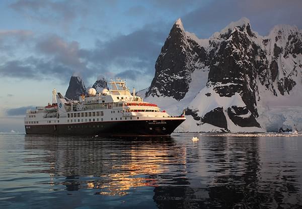 Silversea Expedition Antarctica