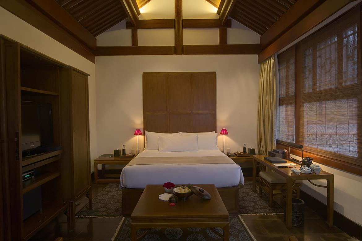 Aman at Summer Palace – Courtyard Guest Room