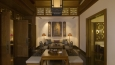Aman at Summer Palace – Courtyard Suite Living Room