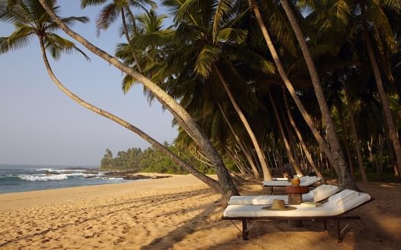 Amanwella – Beach Loungers