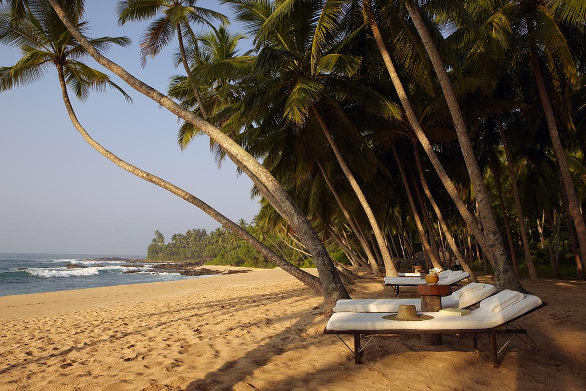 Amanwella – Beach Loungers
