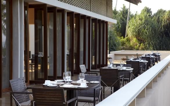 Amanwella – Restaurant Terrace