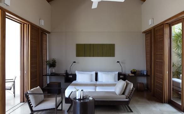 Amanwella – Suite Bedroom