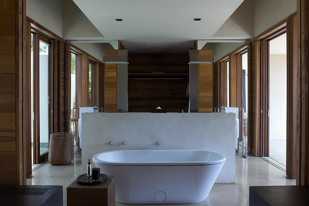 Amanwella – Suite Bathroom