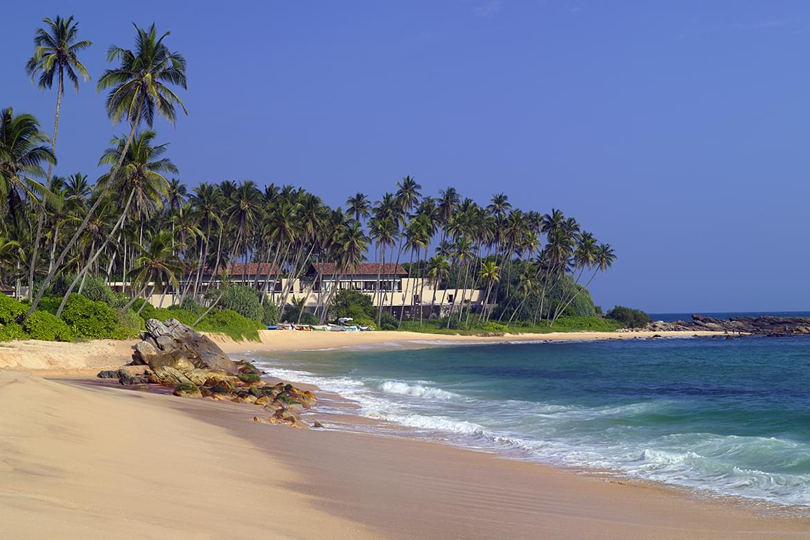 Amanwella – Amanwella and Beach