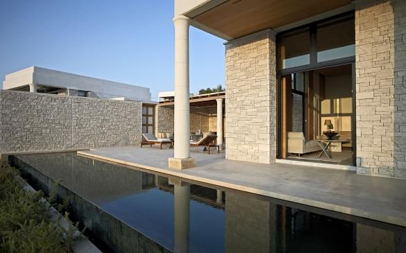 Amanzoe – Deluxe Pool Pavillion Terrace