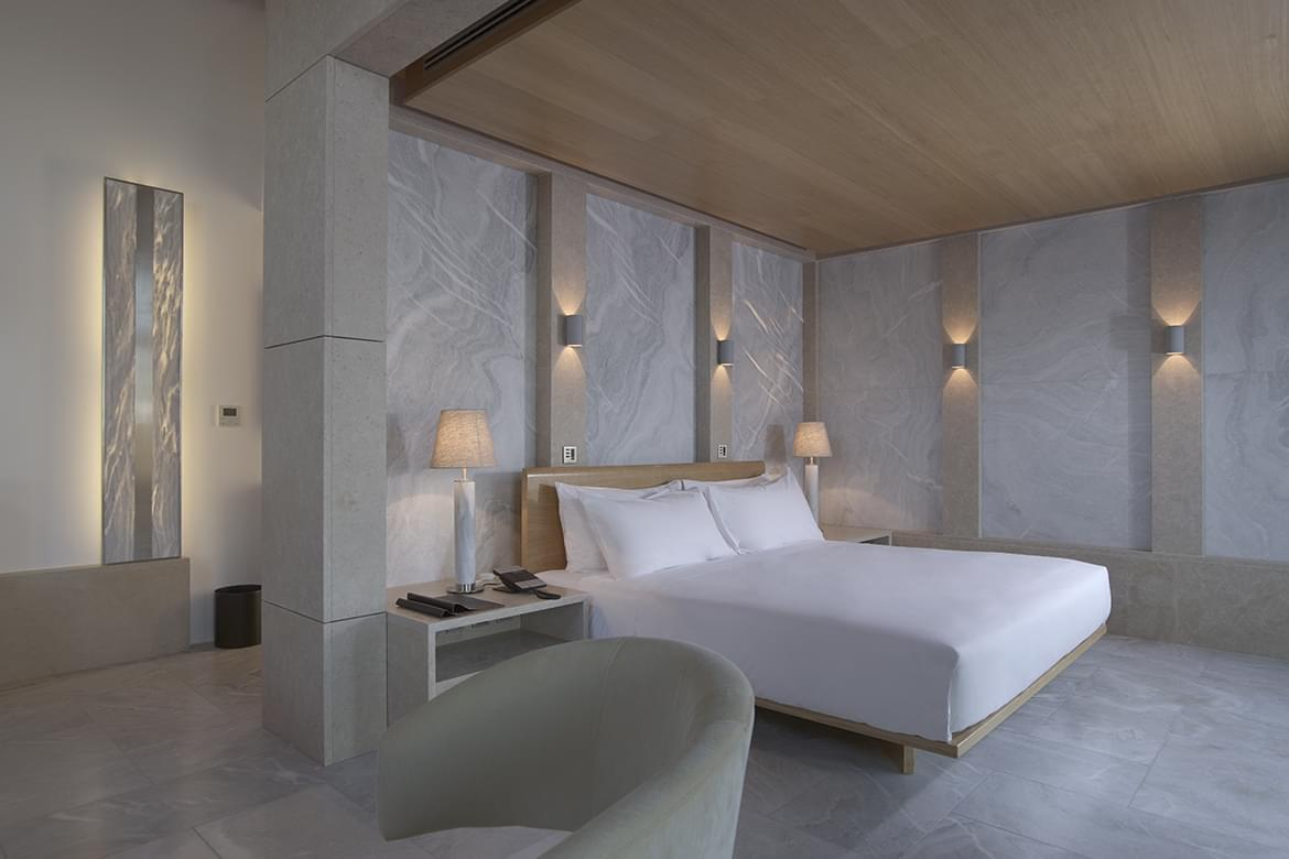 Amanzoe – Pavillion Bedroom