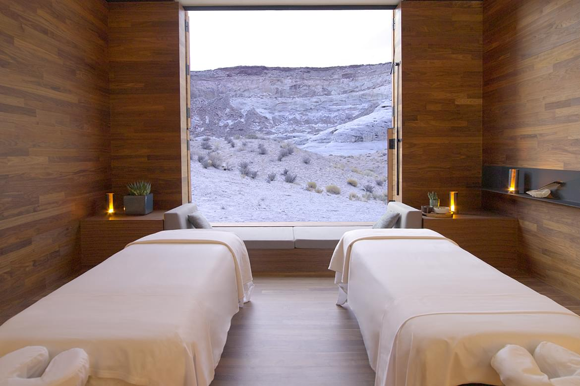 Amangiri – Aman Spa Treatment Room 2