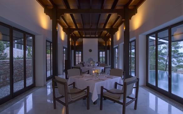 Amanruya – Dining Room