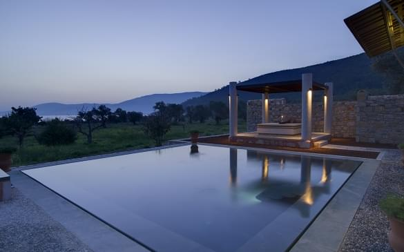 Amanruya – Terrace Cottage Pool