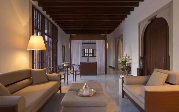 Amanruya – Cottage Interior