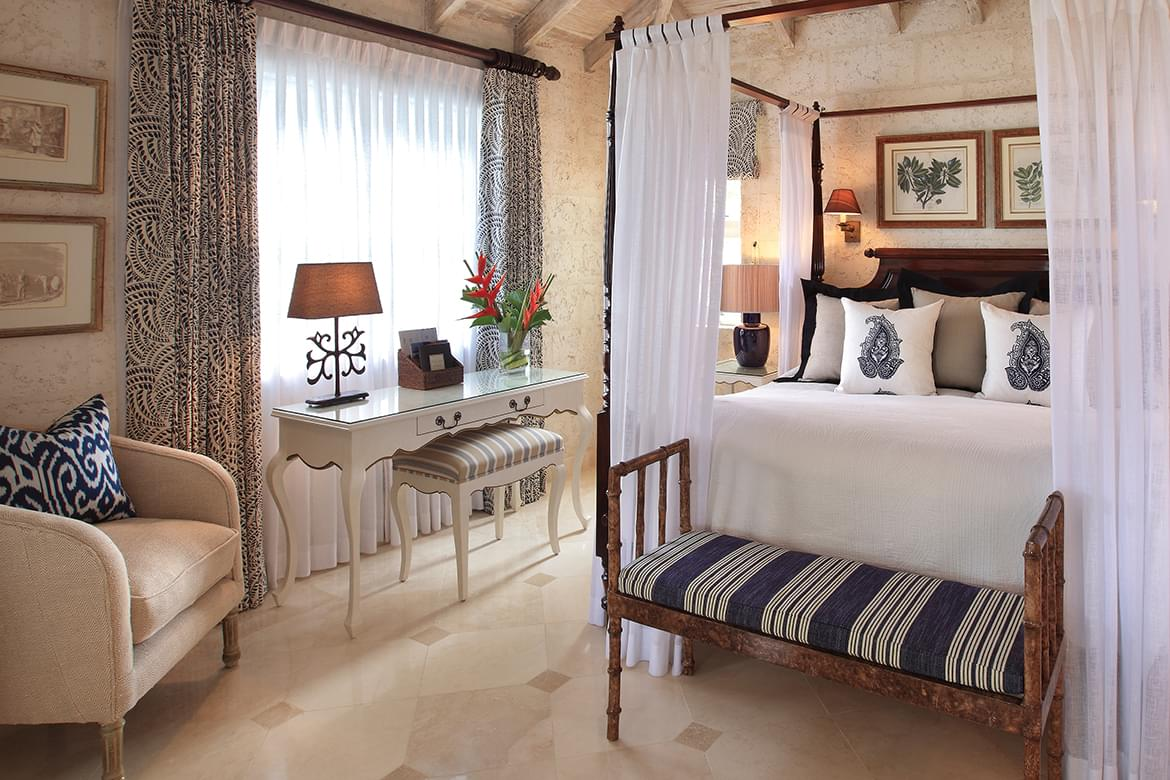 Luxury Plantation Suite – Warleigh Bedroom Square