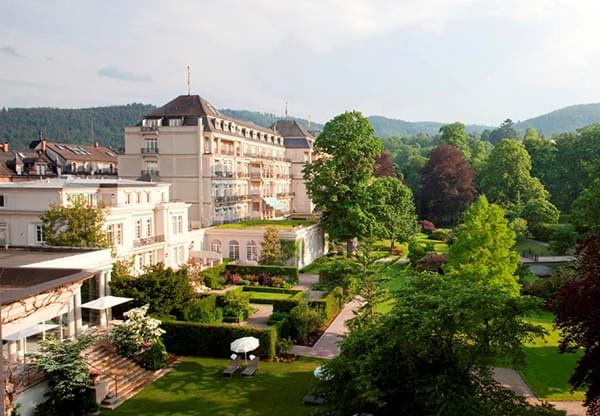 BRENNERS PARK HOTEL & SPA - BADEN-BADEN, GERMANY