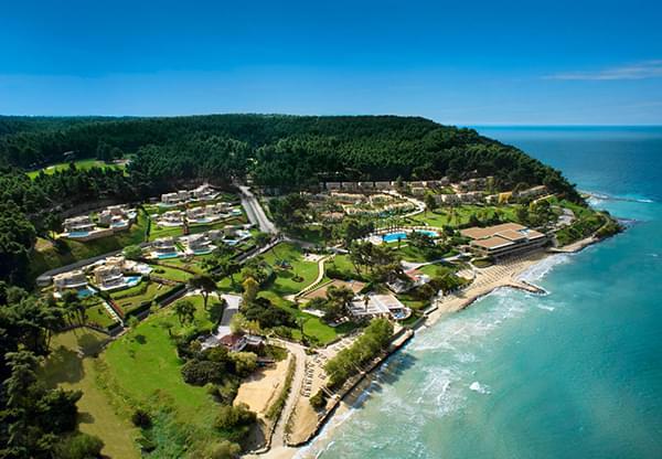 Sani Resort in Halkidiki, Greece