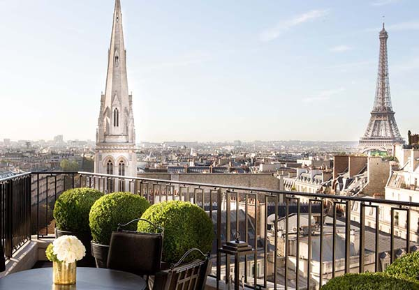 Four Seasons Hotel - George V, Paris