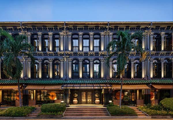 Six Senses Duxton, Singapore