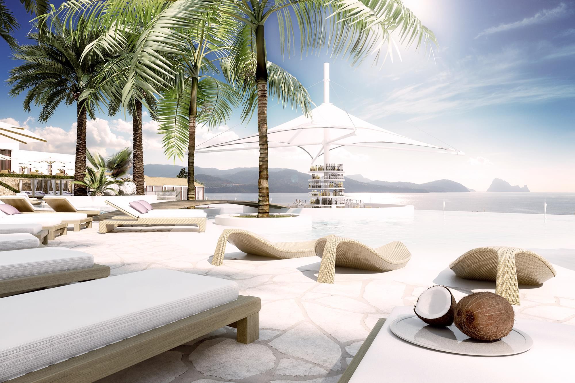 Seven Pines Resort Ibiza, Spain