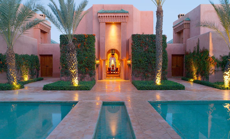 Amanjena – Al-Hamra Maison Exterior