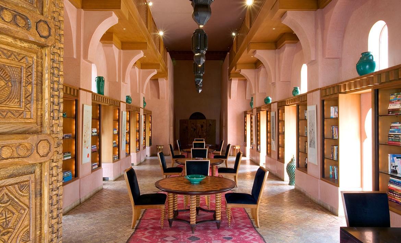 Amanjena – Library