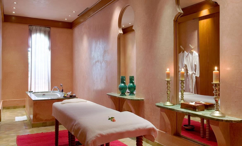 Amanjena – Health and Beauty Centre-Treatment Room