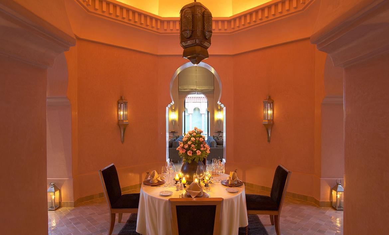 Amanjena – Al-Hamra Maison_Dining Room