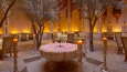 Amanjena – Le Restaurant Fountain