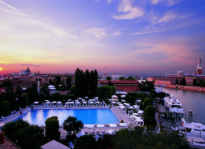 Belmond Hotel Cipriani swimming pool