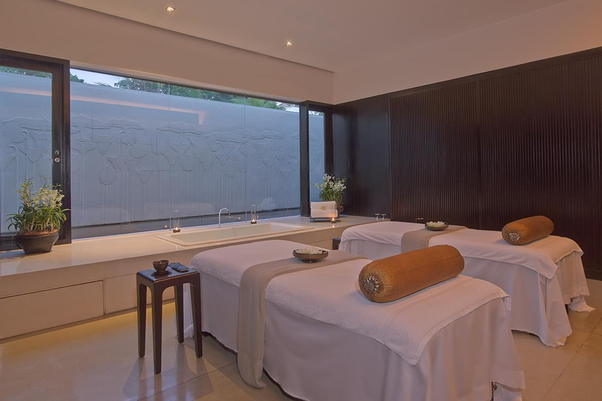 Amansara – Spa Treatment Room