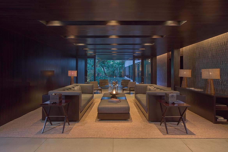 Amansara – Spa Lounge