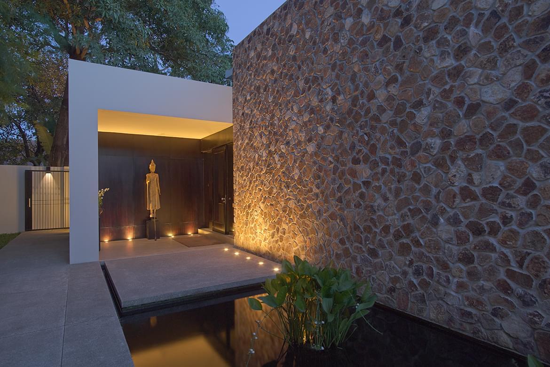 Amansara – Spa Entrance