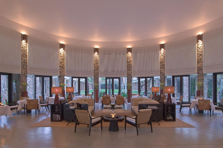 Amansara – Dining Room