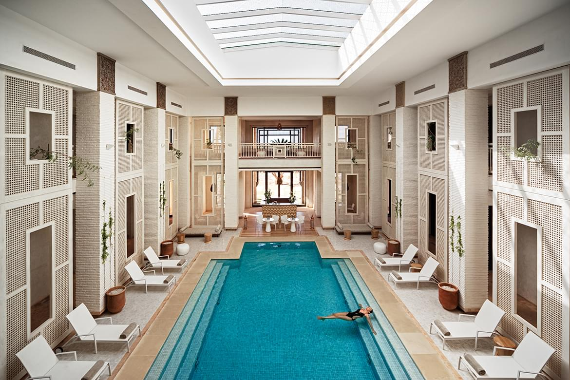 The Clarins Spa at Royal Palm Hotel
