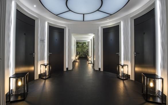 SPA Givenchy Hôtel Metrople Monaco le 14 avril 2017