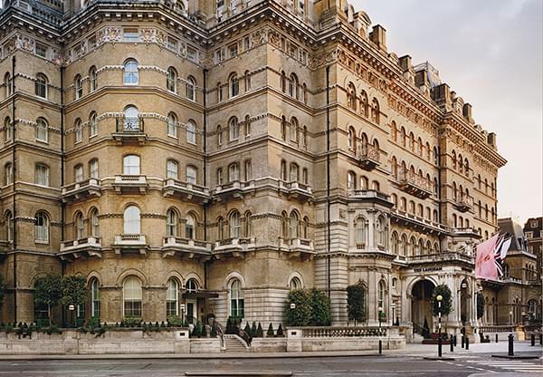 The Langham Hotel London