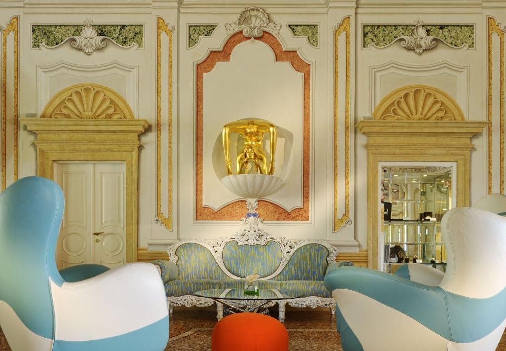 Byblos hotel italy